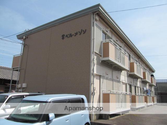岐阜県大垣市の築29年 2階建の賃貸アパート