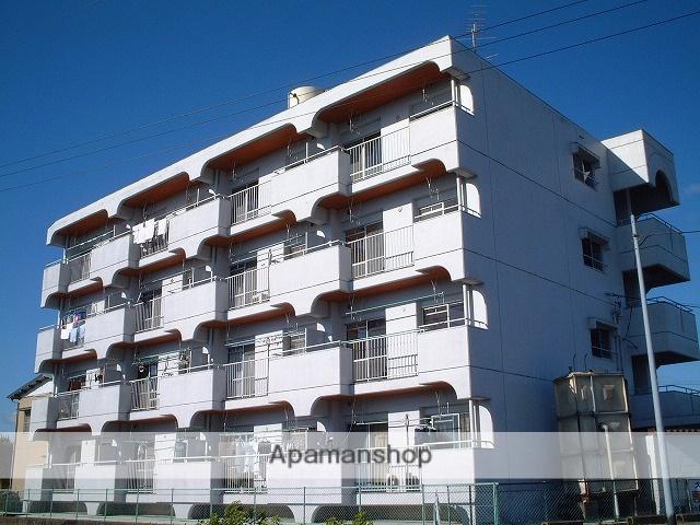 岐阜県大垣市の築33年 4階建の賃貸マンション