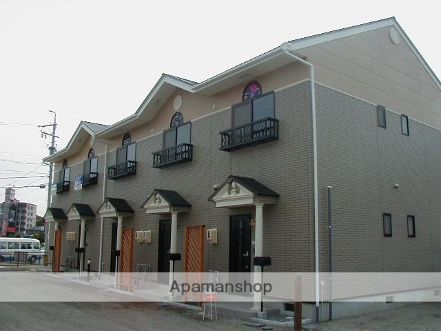 岐阜県大垣市の築15年 2階建の賃貸アパート