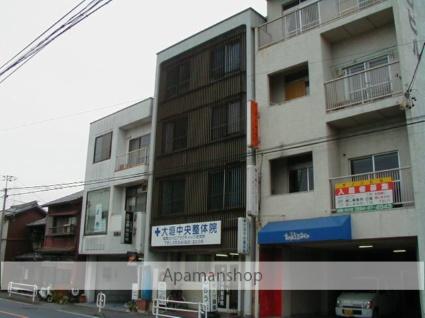 岐阜県大垣市、大垣駅徒歩5分の築36年 4階建の賃貸マンション