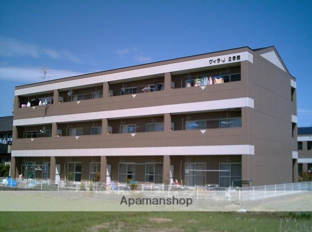 岐阜県大垣市の築21年 3階建の賃貸マンション