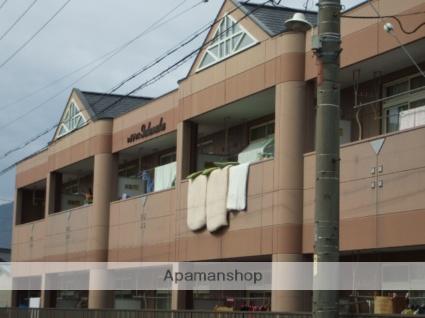 岐阜県安八郡神戸町の築20年 2階建の賃貸アパート
