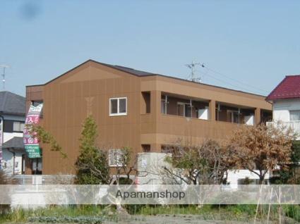 岐阜県揖斐郡池田町、北池野駅徒歩10分の築9年 2階建の賃貸アパート