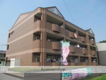 岐阜県不破郡垂井町の築18年 3階建の賃貸アパート