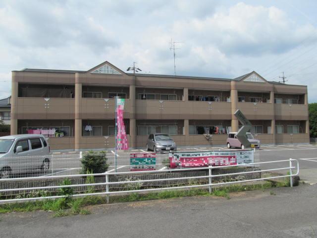 岐阜県安八郡安八町の築21年 2階建の賃貸アパート