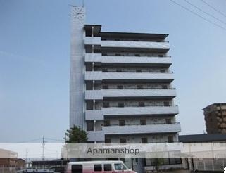 岐阜県羽島市、岐阜羽島駅徒歩6分の築16年 8階建の賃貸マンション