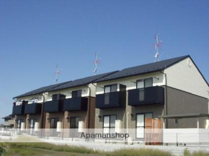岐阜県羽島市、江吉良駅徒歩26分の築12年 2階建の賃貸テラスハウス