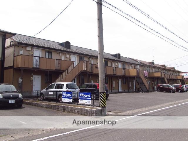 岐阜県本巣郡北方町の築22年 2階建の賃貸アパート