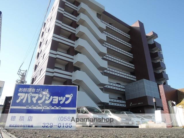 岐阜県瑞穂市、穂積駅徒歩6分の築14年 8階建の賃貸マンション