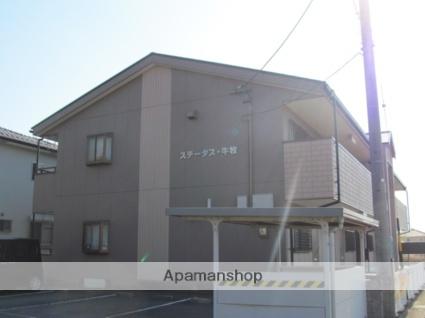 岐阜県瑞穂市、横屋駅徒歩16分の築18年 2階建の賃貸アパート