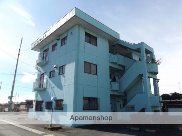 岐阜県安八郡安八町の築28年 3階建の賃貸マンション