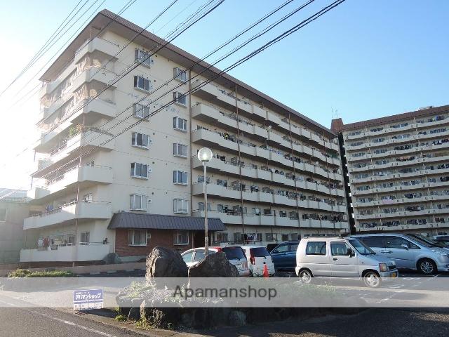 岐阜県瑞穂市、穂積駅徒歩20分の築37年 7階建の賃貸マンション