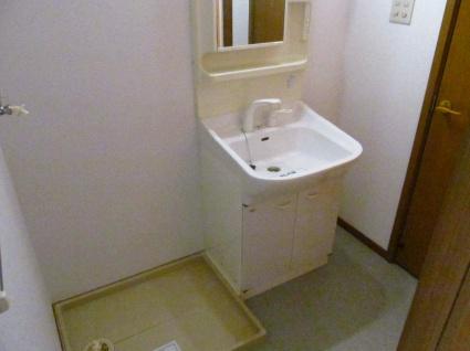 サンパティーク[2LDK/51.67m2]の洗面所