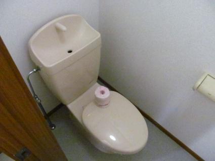 サンパティーク[2LDK/51.67m2]のトイレ