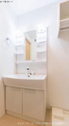 あうん 2[1LDK/45.33m2]の洗面所