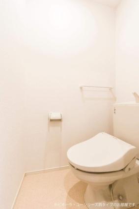 あうん 2[1LDK/45.33m2]のトイレ