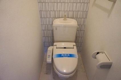 岐阜県岐阜市東改田[1LDK/51.15m2]のトイレ