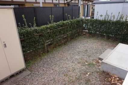 岐阜県岐阜市東改田[1LDK/51.15m2]の庭