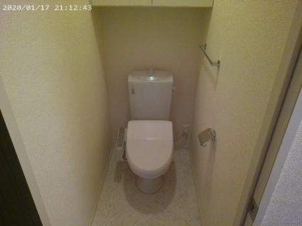 岐阜県岐阜市折立[1K/30.03m2]のトイレ