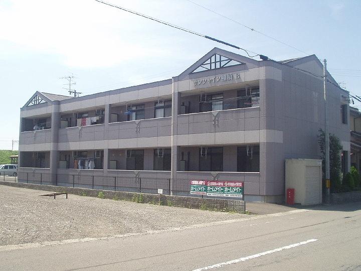 岐阜県瑞穂市、横屋駅徒歩10分の築16年 2階建の賃貸アパート