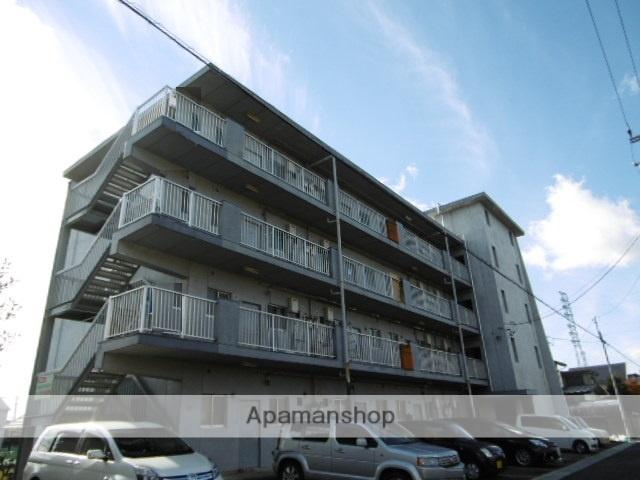岐阜県岐阜市の築44年 4階建の賃貸マンション