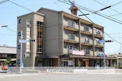 岐阜県岐阜市、西岐阜駅徒歩5分の築30年 4階建の賃貸マンション