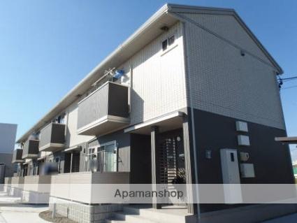 岐阜県岐阜市の築3年 2階建の賃貸アパート