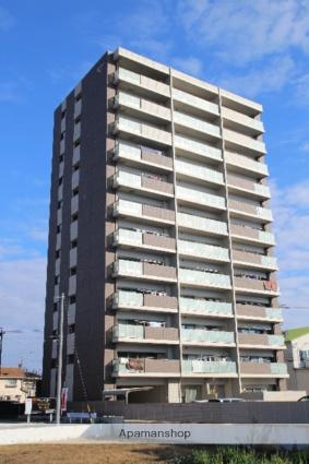 岐阜県岐阜市、西岐阜駅徒歩5分の築2年 12階建の賃貸マンション