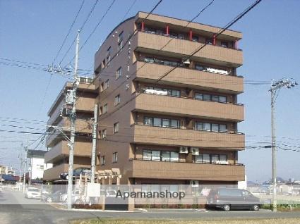 岐阜県岐阜市の築17年 6階建の賃貸アパート