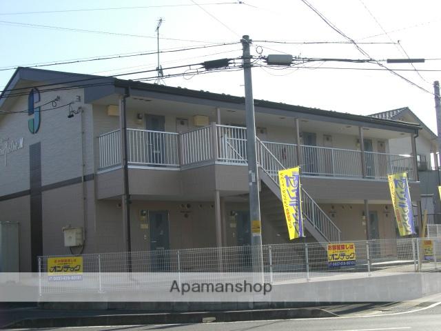 岐阜県瑞浪市の築17年 2階建の賃貸アパート