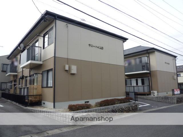 岐阜県瑞浪市、瑞浪駅徒歩16分の築19年 2階建の賃貸アパート