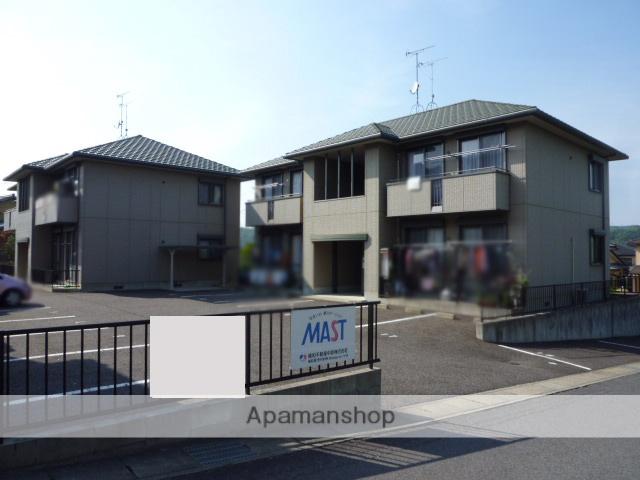 岐阜県瑞浪市、瑞浪駅徒歩25分の築17年 2階建の賃貸アパート