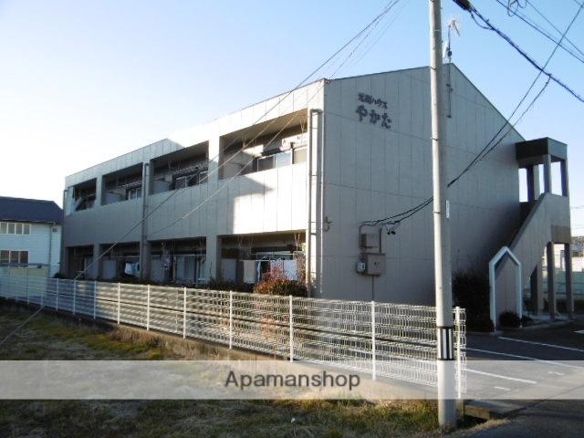 岐阜県土岐市の築23年 2階建の賃貸アパート
