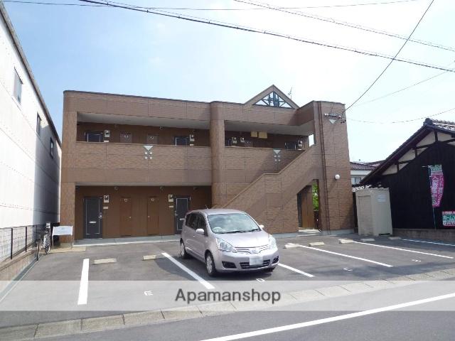 岐阜県土岐市、土岐市駅徒歩10分の築8年 2階建の賃貸アパート