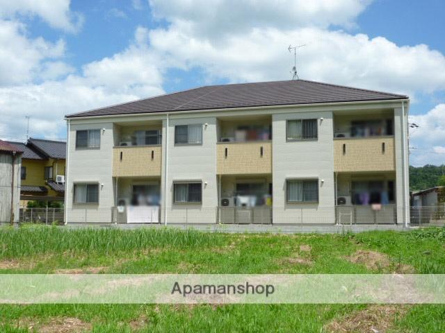 岐阜県瑞浪市の築7年 2階建の賃貸アパート
