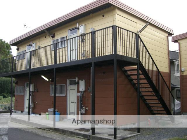 岐阜県瑞浪市、瑞浪駅徒歩7分の築29年 2階建の賃貸アパート