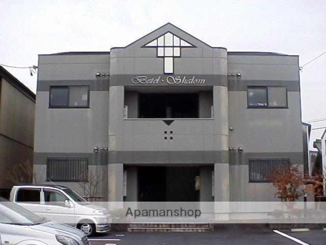 岐阜県瑞浪市、瑞浪駅徒歩20分の築20年 2階建の賃貸アパート