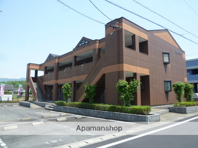 岐阜県瑞浪市、瑞浪駅徒歩17分の築16年 2階建の賃貸アパート