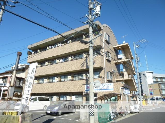 岐阜県多治見市、多治見駅徒歩2分の築17年 4階建の賃貸アパート