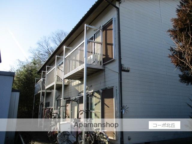 岐阜県多治見市、根本駅徒歩13分の築30年 2階建の賃貸アパート