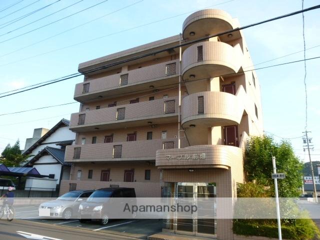 岐阜県多治見市、多治見駅徒歩7分の築22年 4階建の賃貸マンション