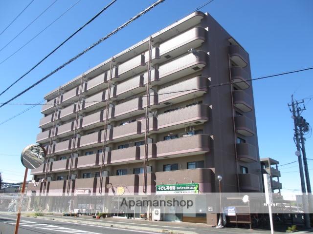 岐阜県多治見市、多治見駅徒歩9分の築24年 7階建の賃貸マンション