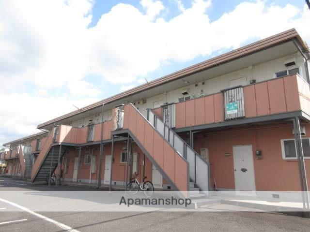 岐阜県多治見市の築32年 2階建の賃貸アパート