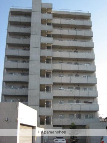 岐阜県多治見市、多治見駅徒歩10分の築15年 10階建の賃貸マンション