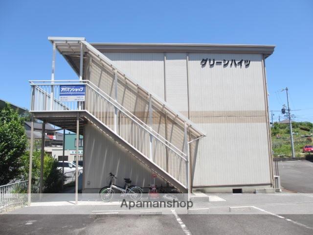 岐阜県多治見市、根本駅徒歩15分の築25年 2階建の賃貸アパート