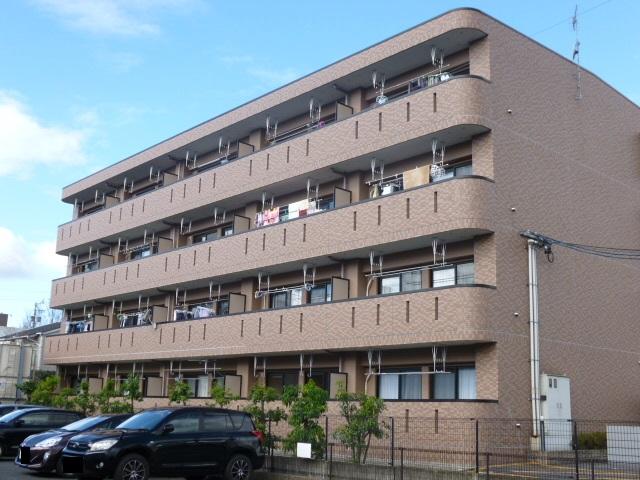 岐阜県多治見市、多治見駅徒歩20分の築11年 4階建の賃貸マンション