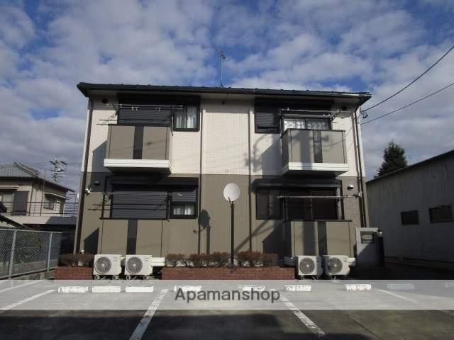 岐阜県多治見市の築16年 2階建の賃貸アパート