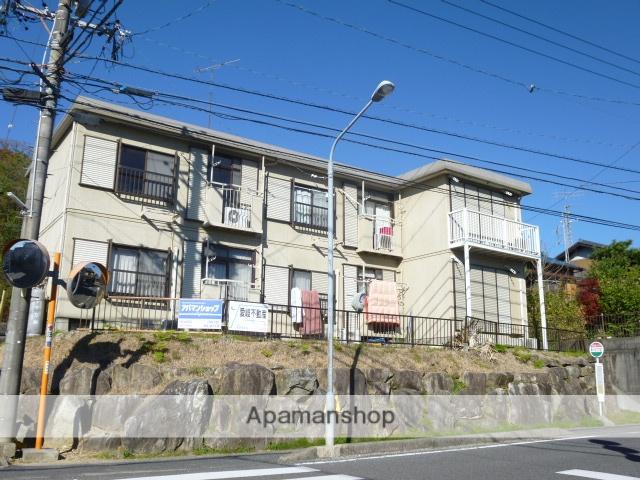 岐阜県多治見市の築23年 2階建の賃貸アパート
