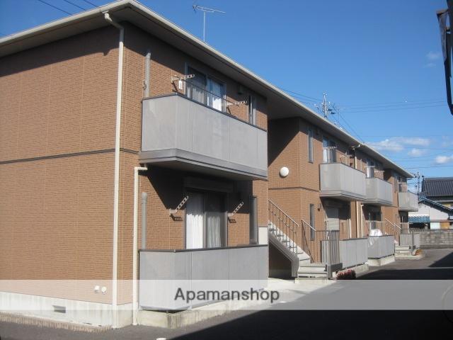 岐阜県多治見市の築10年 2階建の賃貸アパート
