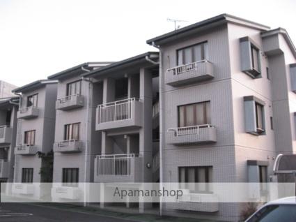 岐阜県多治見市、多治見駅徒歩15分の築23年 3階建の賃貸マンション
